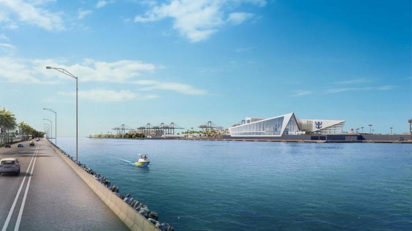 royal-carribean-million-crown-of-miami-cruise-terminal-2