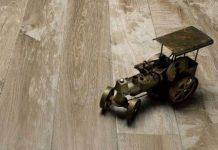 Dębowa podłoga