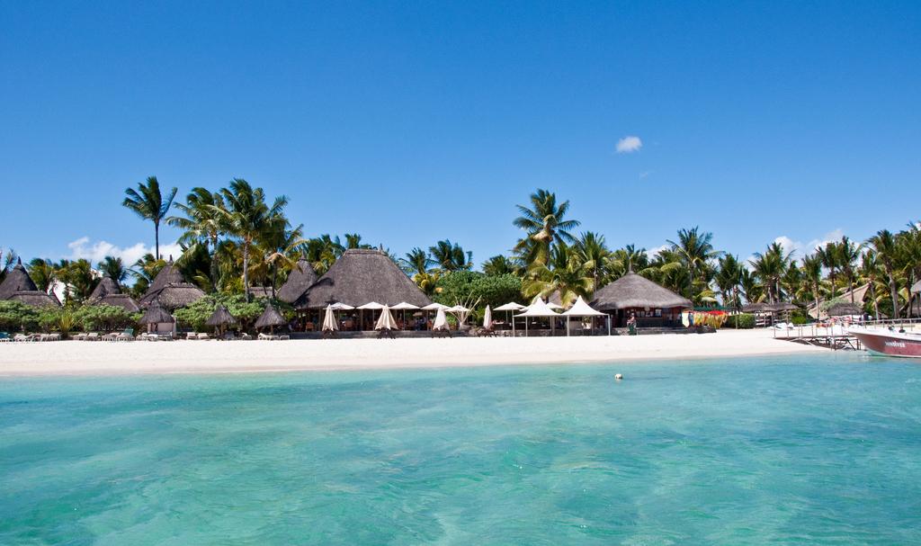Podróż poślubna - Mauritius