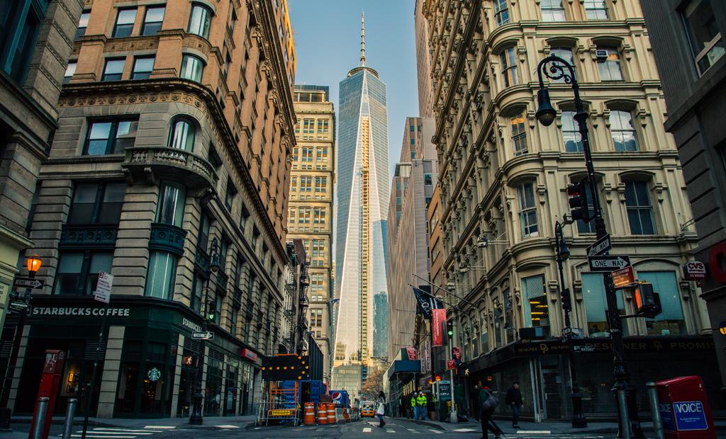 Podróż poślubna - Nowy Jork