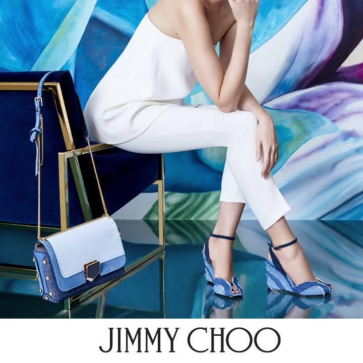Materiały prasowe Jimmy Choo