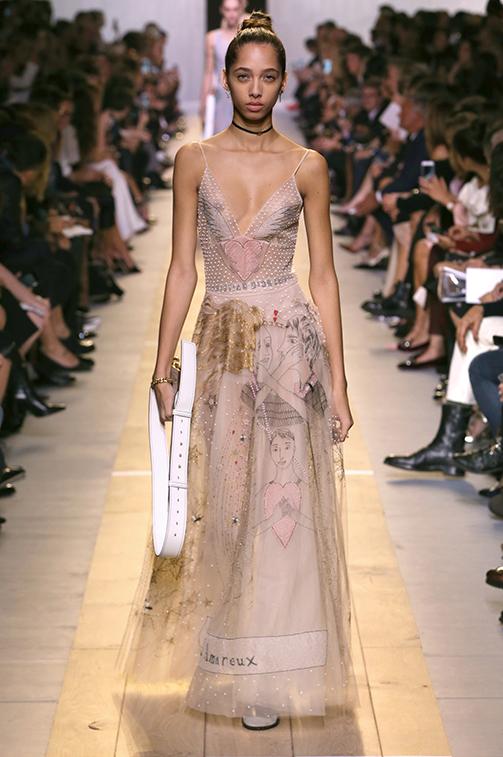 Materiały Diora