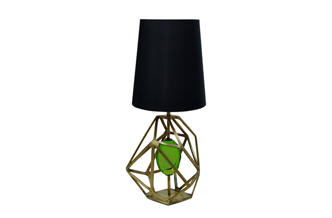Greenery-Decoration-Color-of-The-Year-2017-pantone-table-Lamp-green-gem-1