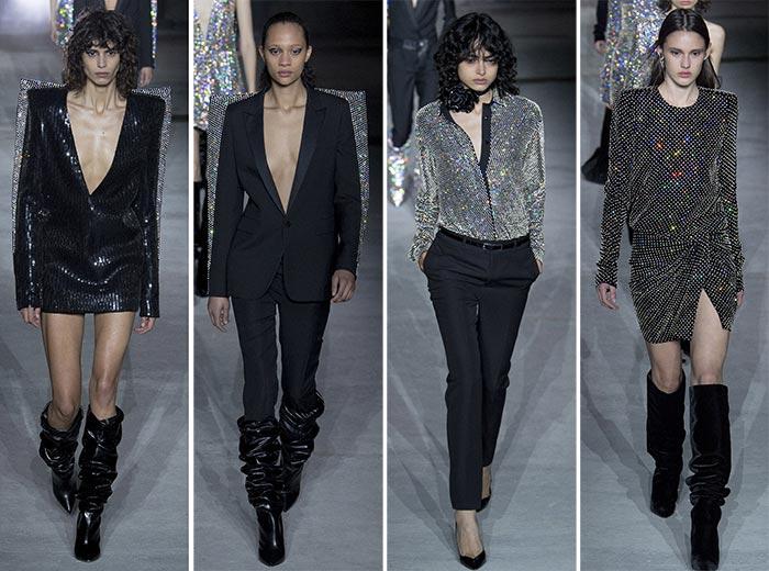 Saint_Laurent_fall_winter_2017_2018_collection_Paris_Fashion_Week11