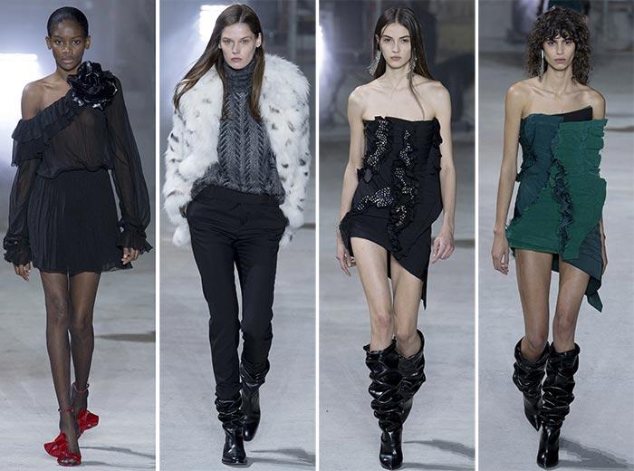 Saint_Laurent_fall_winter_2017_2018_collection_Paris_Fashion_Week7