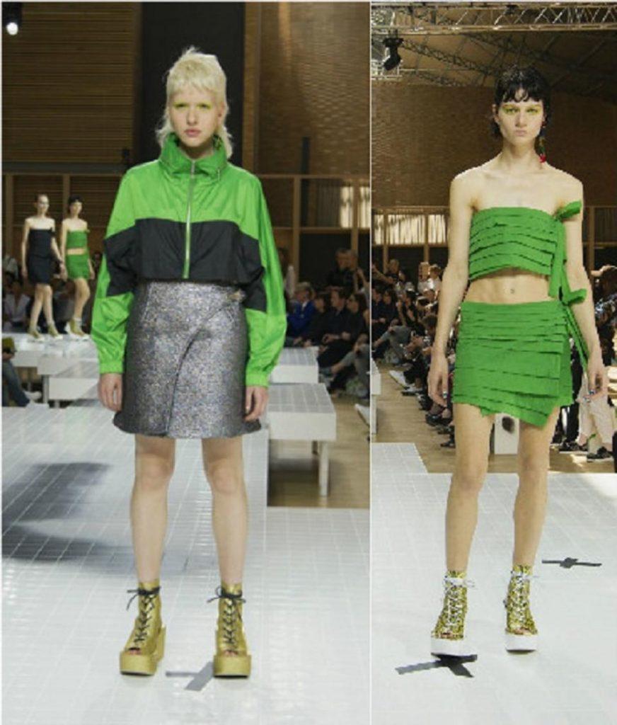 Kenzo- kolekcja ready towear nawiosnę 2017