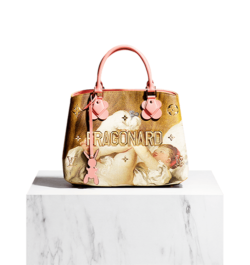 Louis Vuitton i Jeff Koons masters
