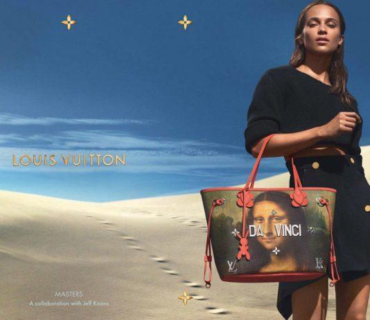Louis Vuitton i Jeff Koons masters