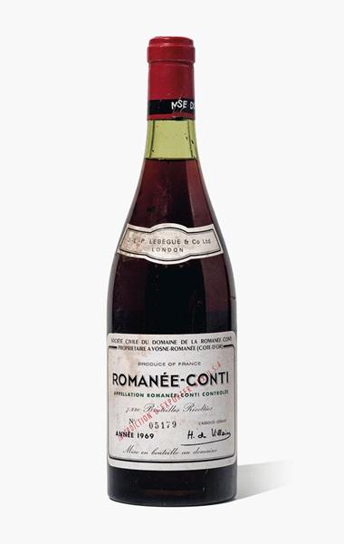 Domaine de la Romanée-Conti, Romanée-Conti 1969