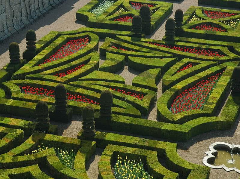 Ogrody Villandry weFrancji