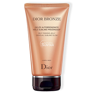 Dior Bronze Self Tanning Jelly Body