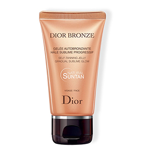 Dior Self Tanning Jelly Face