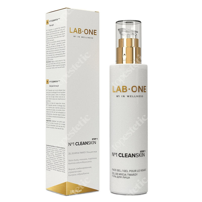 lab-one-no1-cleanskin-step-1-zel-do-mycia-twarzy-200-ml