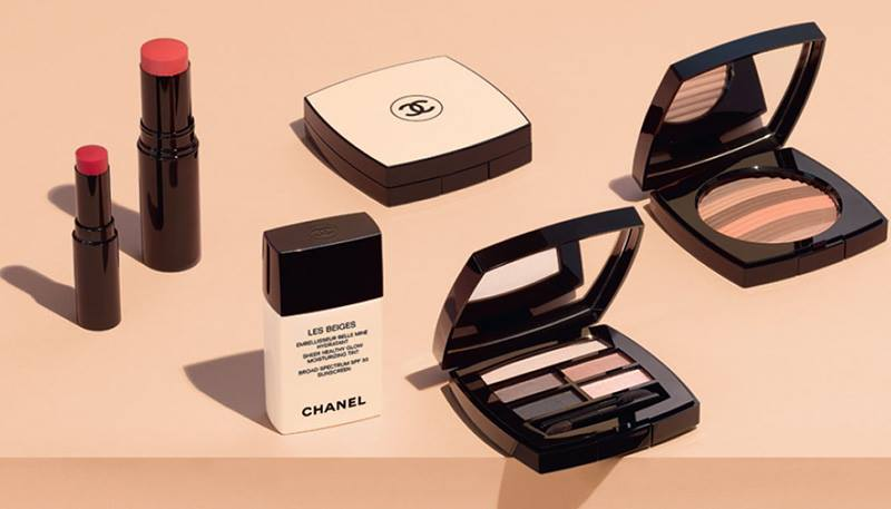 Chanel Les Beiges 2018 (1)