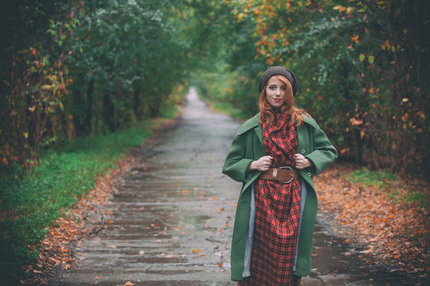 fot 2 Sukienki najesien