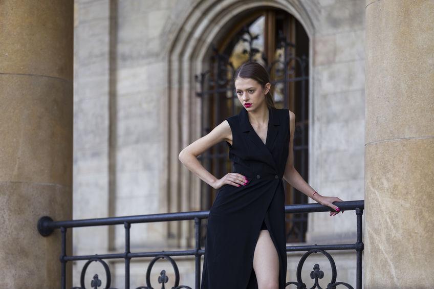 fot 3 Sukienki najesien
