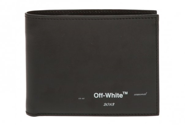 Skórzany portfel Off White