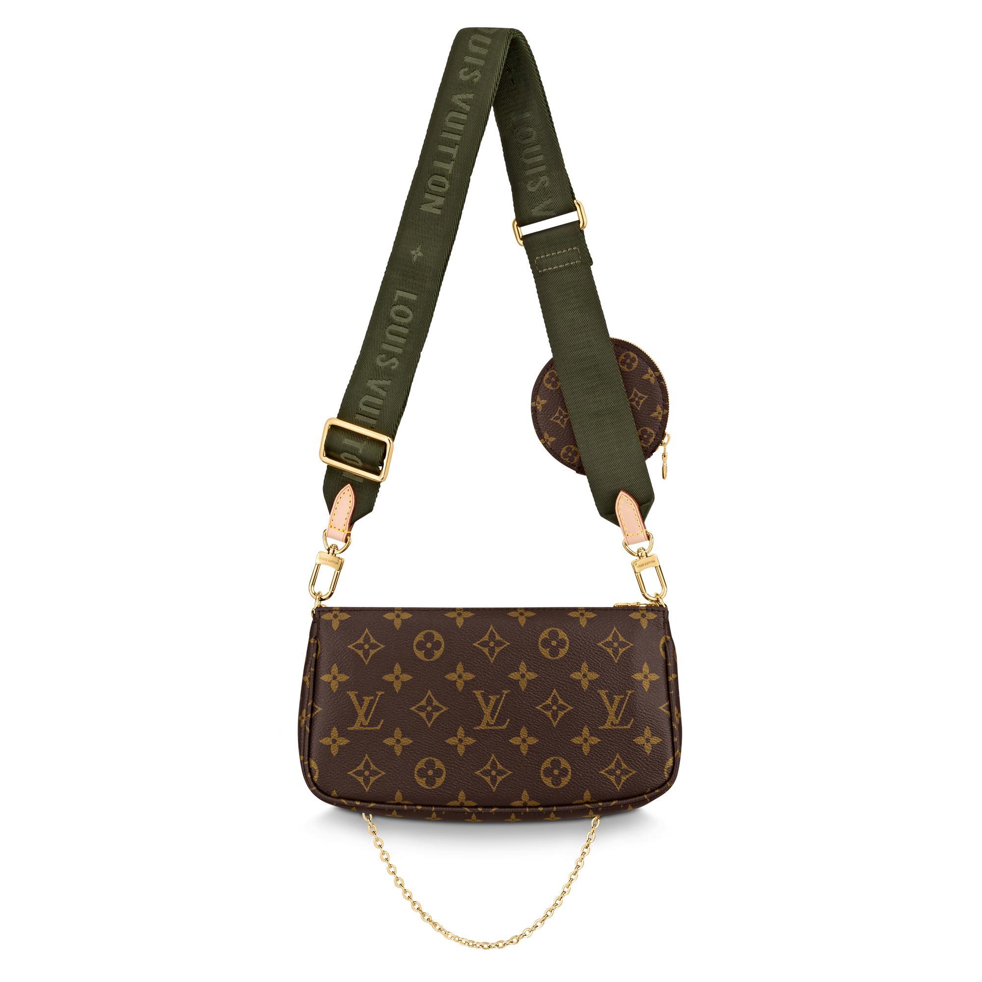 "Multi Pochette Bag"" Louis Vuitton"