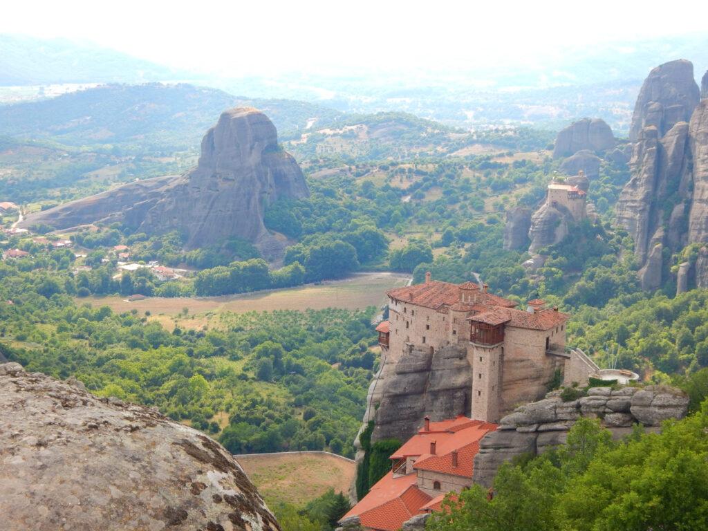 Meteora Grecja zCarter