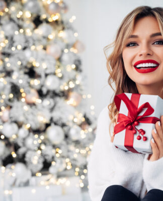 Prezenty świąteczne dla Niej