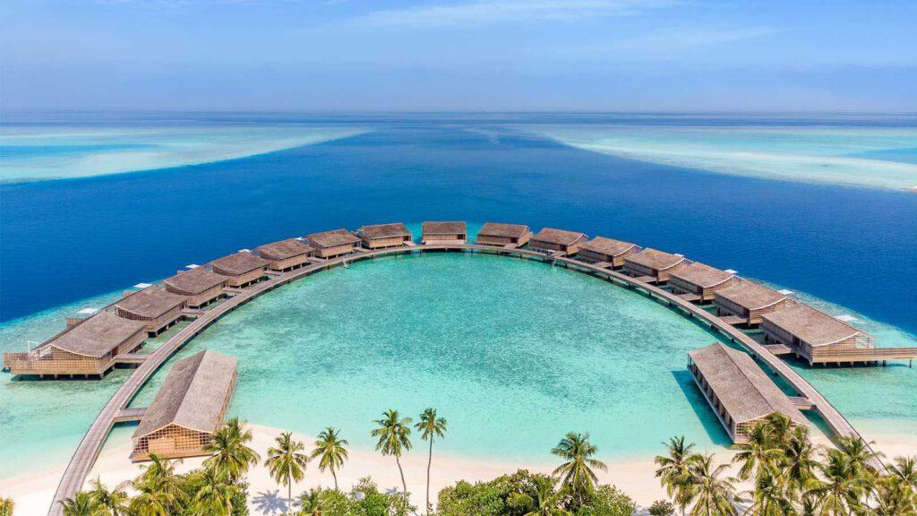 Kudadoo Private Island Malediwy zCarter