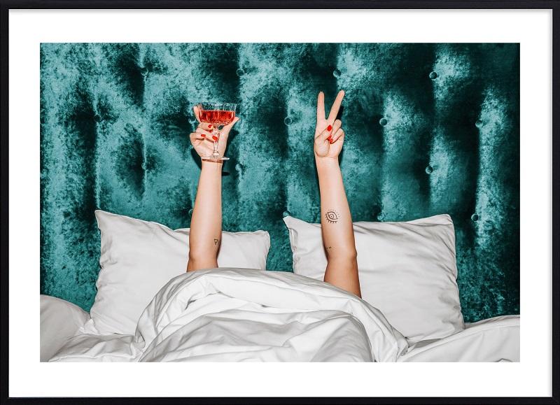Desenio, Cocktails In Bed , 7131895