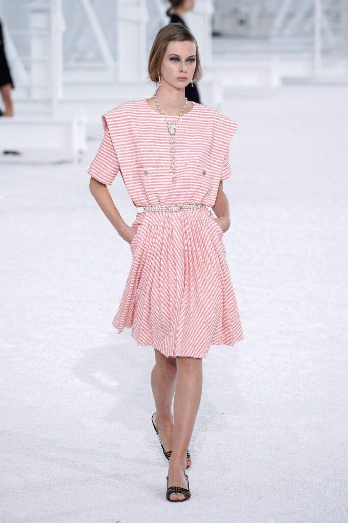 Chanel wiosna-lato 2021