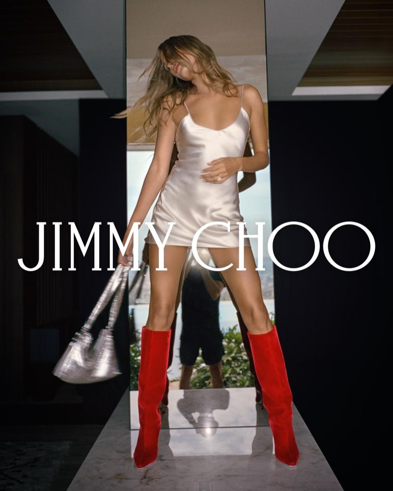 Jimmy Choo kampania jesień 2021