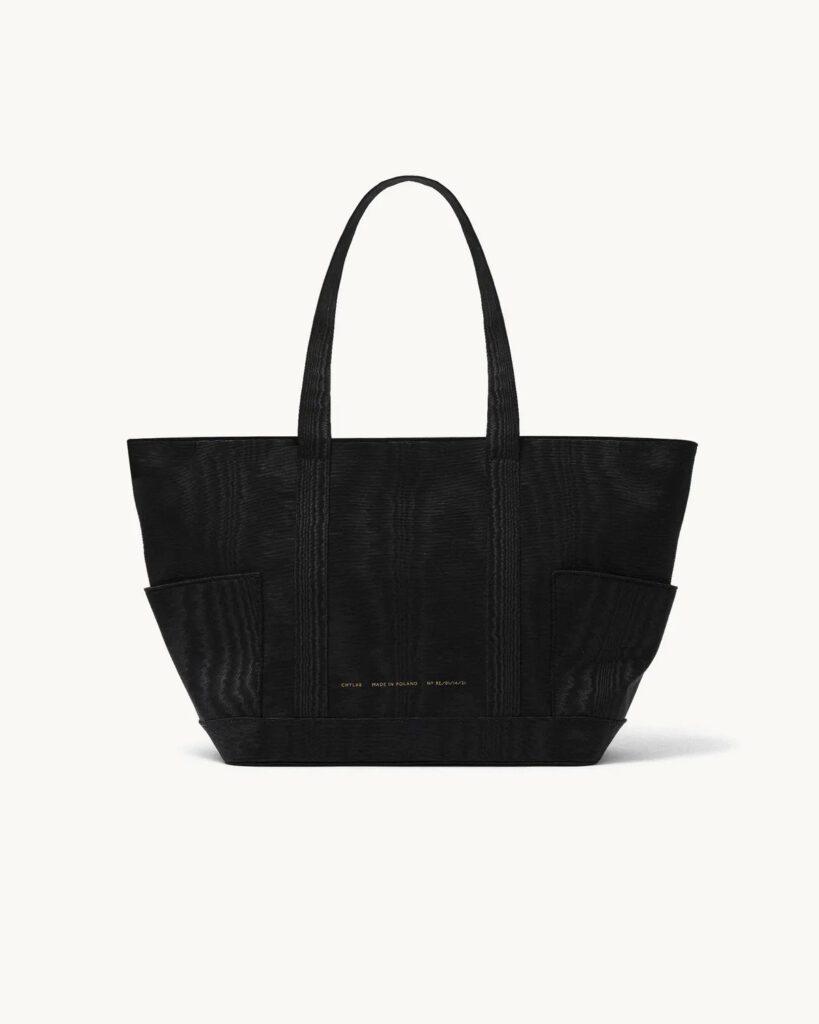 chylak-shopper-bag-moiré-black-1